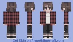 Gryffindor +Female version Minecraft Skin