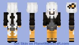 Kizuna Akari Fixed Minecraft Skin