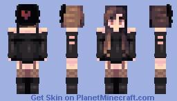 Surge Minecraft Skin