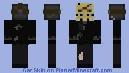 Friday The 13th Part 8: Jason Takes Manhattan - Jason Voorhees Minecraft Skin