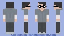 Baron Cobblestone Minecraft Skin