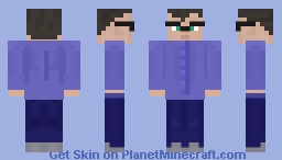 Valius Osborne (Looks better when you see it in display) Minecraft Skin