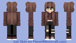 danielle bregoli? Minecraft Skin