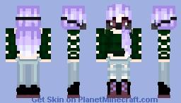 just a skin ( ._.) Minecraft Skin