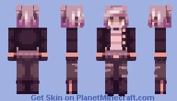 AlliReshade2018 | I like vanilla more Minecraft Skin
