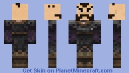 Solmund Finnsonn the Traitor - Story of the Empire Minecraft Skin