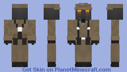 Volkssturm Advanced Sturmtruppe Minecraft Skin