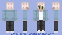 A Winters Chill Minecraft Skin