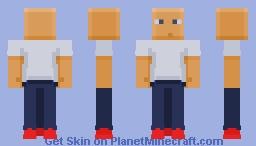 ﴾ξꭚꞕꝍ₮₮ἷ﴿ Stylesheet Minecraft Skin