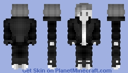 Old Timey WhipperSnapper :T Minecraft Skin