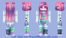 "★¢нαвιℓυℓυ★""Ascent"" [CE] WindGuideYouOn's contest Minecraft Skin"