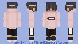 Supreme boy Minecraft