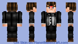 Bulls Eye Secret Wars 1872 Minecraft Skin