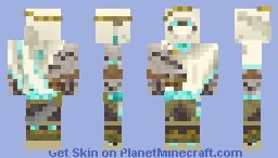 Nomad Genji Minecraft Skin