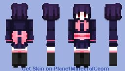 ✵𝒟𝓇𝑒𝒶𝓂𝒾𝓃𝑔 𝒶𝓁𝑜𝓃𝑒✵ Minecraft Skin