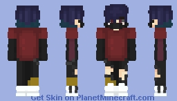 Disarray Minecraft Skin