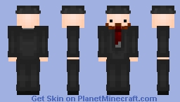 Look At That Handsome Man (10-Sub Special!) Minecraft Skin