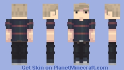 Gerry Duncan | Mr. D Minecraft Skin