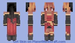 Aline~ [OC] Minecraft Skin
