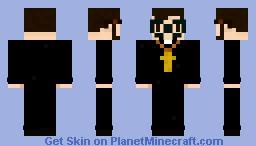 father forgive me Minecraft Skin