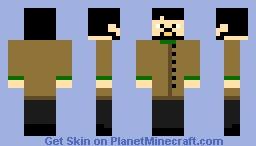 George Harrison - Yellow Submarine Minecraft Skin
