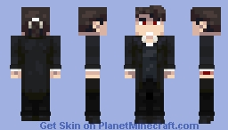 Greed (Fullmetal Alchemist Brotherhood) Minecraft Skin