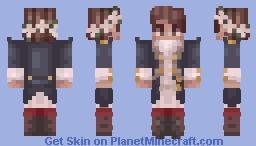 yorktown Minecraft Skin