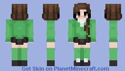 Heather Duke - Heathers Minecraft Skin