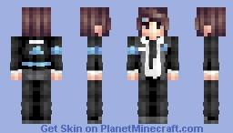 Memora | Mission Accomplished Minecraft Skin
