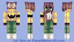 Memora | Teen Skins Minecraft Skin