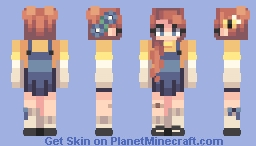 sunshine winners Minecraft Skin