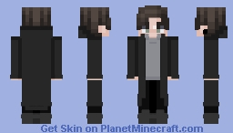 Jason Dean - Heathers Minecraft Skin