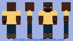 The Defenders: Luke Cage Minecraft