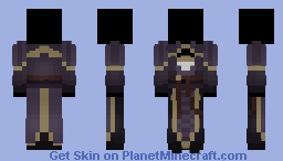 [x] mage outfit bro Minecraft
