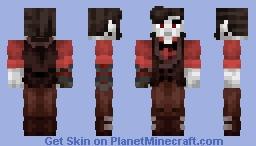 My vampire skin Minecraft Skin