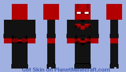 DC Comics: Red Hood Minecraft