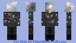 My Head Was Full Of Stars Minecraft Skin