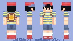 Ness Minecraft Skin