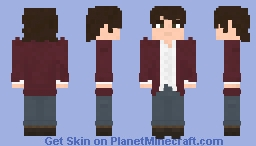 Paul McCartney - The Beatles Minecraft Skin