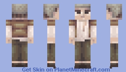 A Peasant | The Medieval Skin Collection Minecraft Skin
