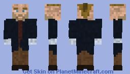 HonneTheGunslinger Minecraft Skin