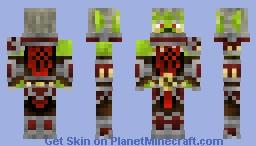 Varok Saurfang - WoM #4 Minecraft Skin