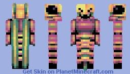 کابوس Minecraft Skin