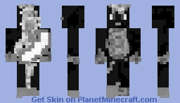 Skunky The Skunk Minecraft Skin
