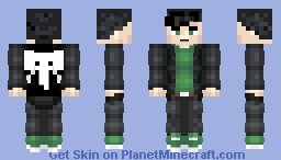 Skin Edit of ℓιzεяιαℓ » Jared Minecraft Skin