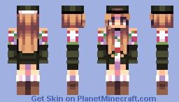 check-in Minecraft Skin