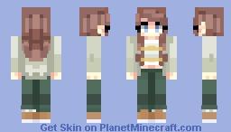 let's go thrifting Minecraft Skin