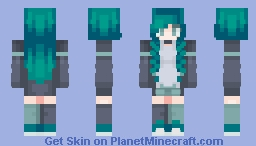 The pretty lies and the ugly truths. Minecraft Skin