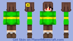 Chara - PMC Only Skin Minecraft Skin