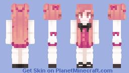 ❤-Peachy Baby-❤ Minecraft Skin